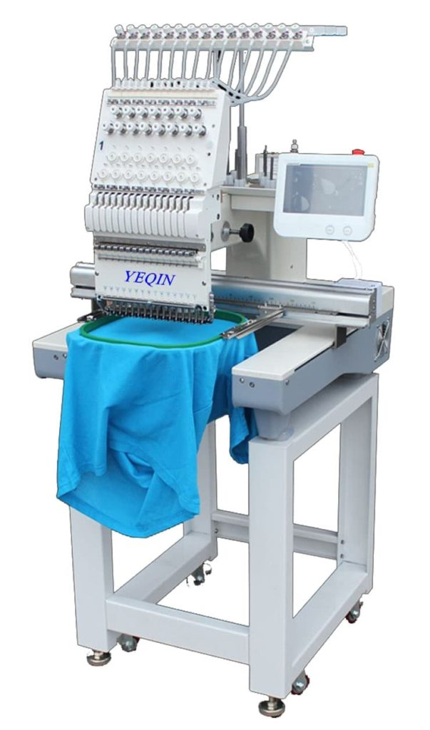 Best Commercial Embroidery Machine in 2019 with Buying Guide