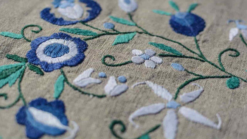 Embroidery Stitch