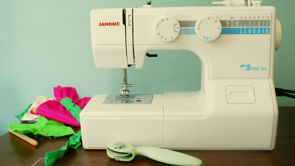 best janome sewing machine for quilting