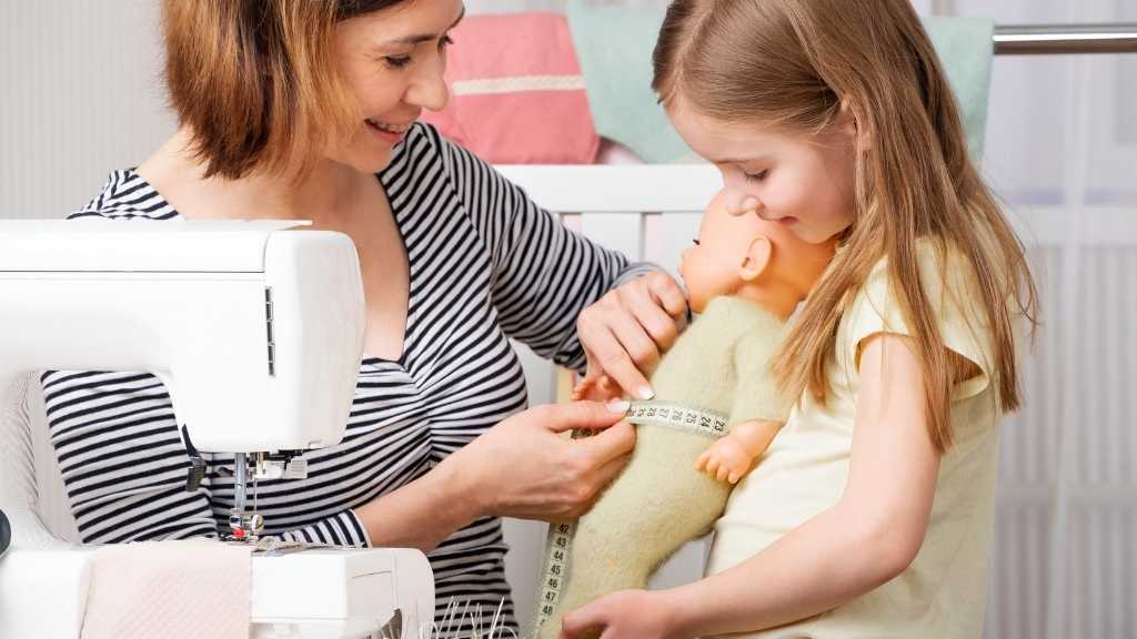 best sewing machine for doll clothes