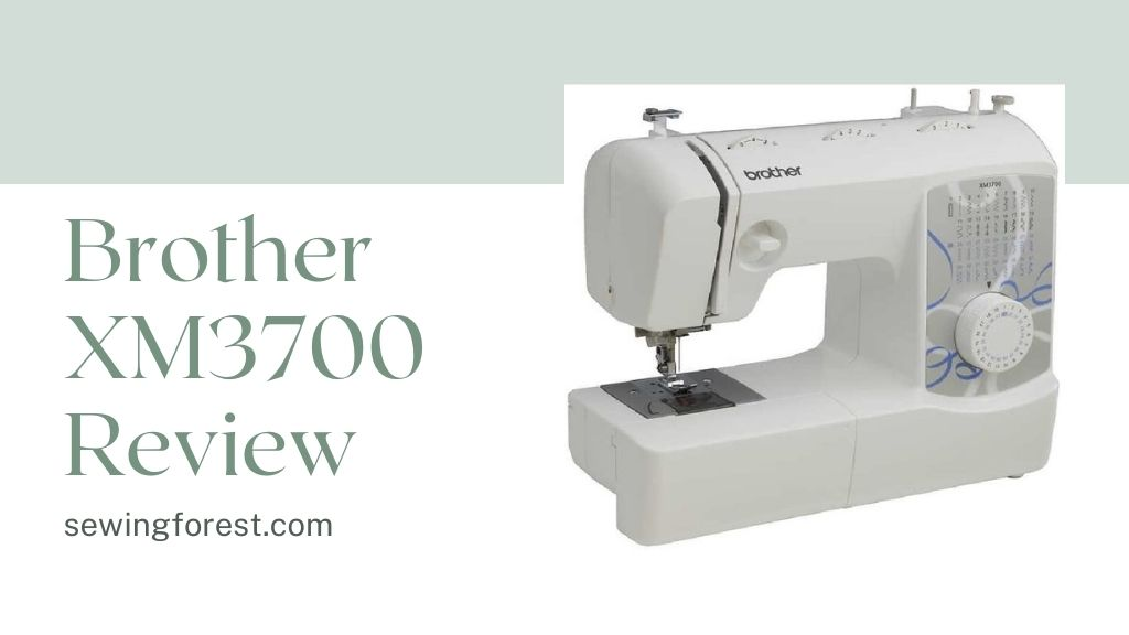 Brother XM3700 Review